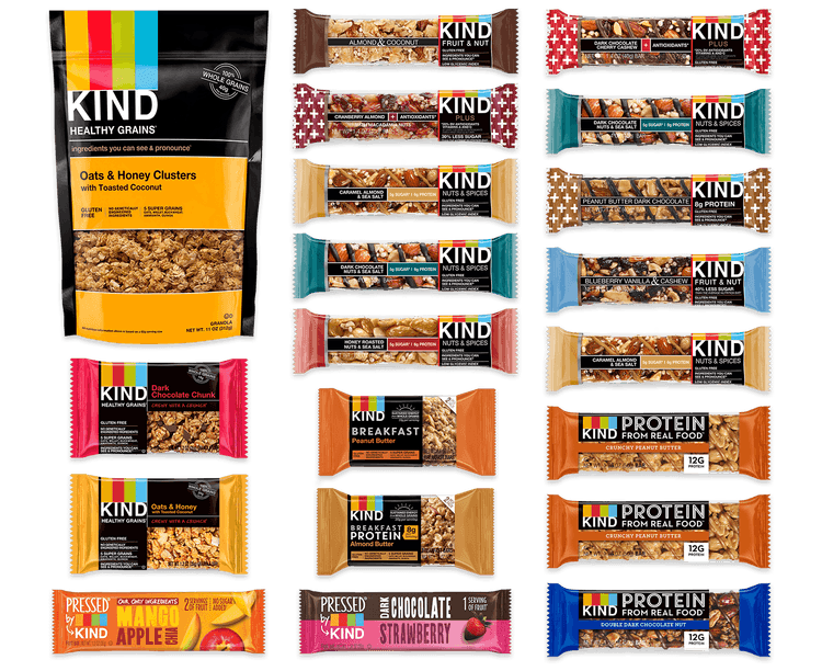 KIND Classic Snack Pack