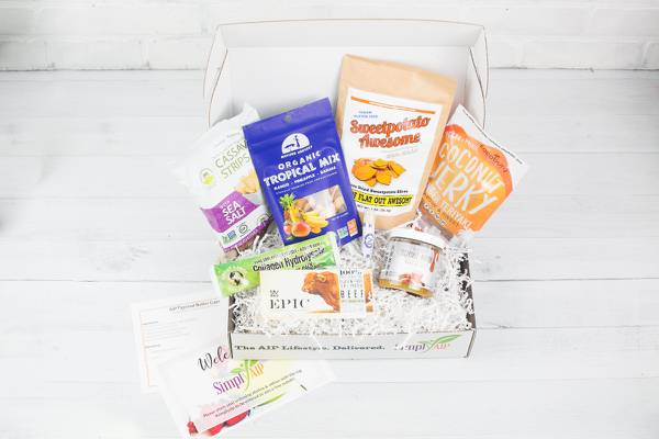 Simply AIP Subscription Box