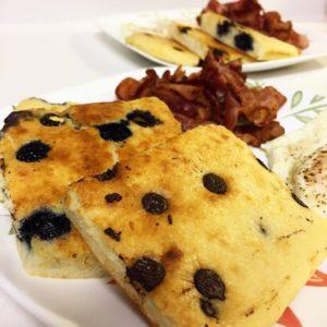 Gluten Free Sheet Pan Pancakes