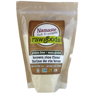 Gluten Free Brown Rice Flour