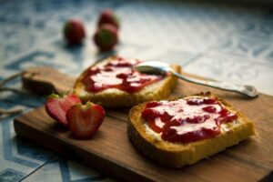 Gluten Free Strawberry Jam