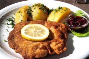 Gluten Free Schnitzel