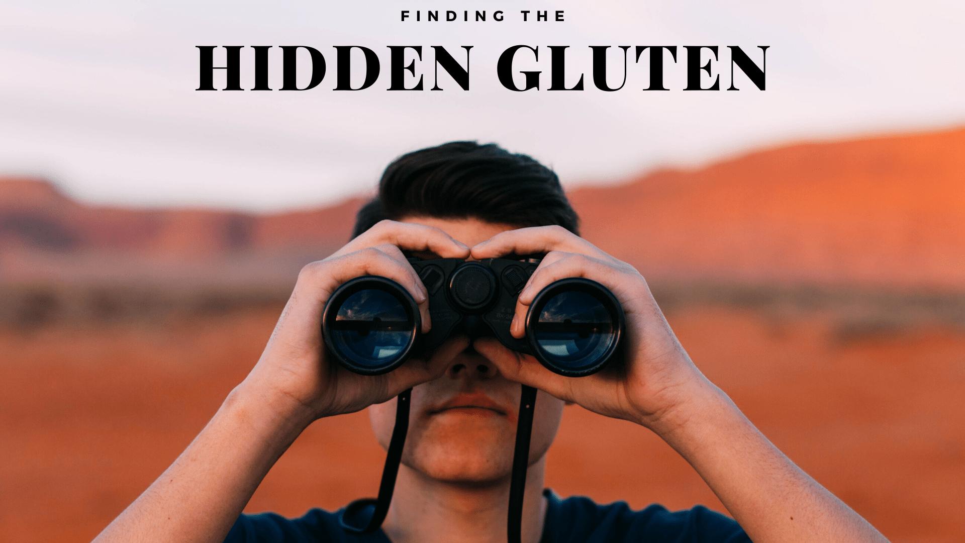 Finding the Hidden Gluten