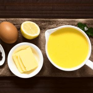 Gluten Free Hollandaise Sauce