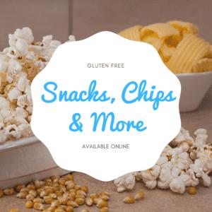 Snacks, Chips & More