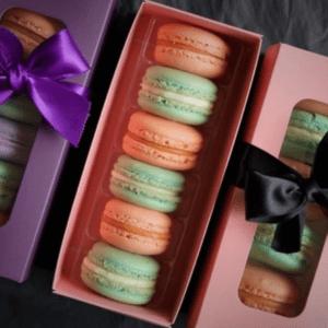 Phivi French Macaron Box