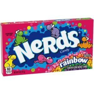 Gluten Free Rainbow Nerds