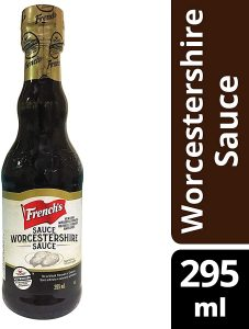 Gluten Free Worcestershire Sauce from French's